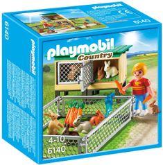 Playmobil 6140 Zečja ograda sa zečevima