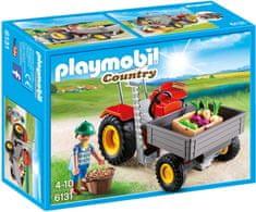 Playmobil 6131 Mali traktor