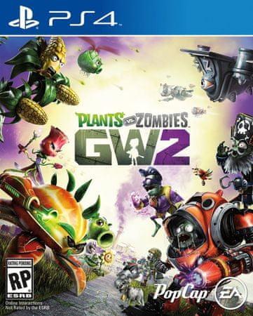 EA Games plants vs zombies garden warfare 2 PS4
