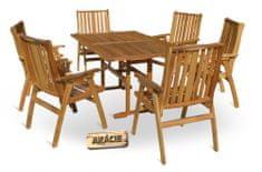 V-Garden Nevada 6 komplet z mizo in stoli