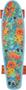 """1 - Kryptonics Torpedo 22,5"""" Light Blue Floral"""