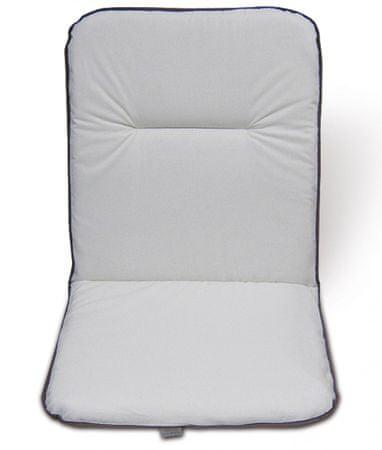 V-Garden Kerti ülőpárna 115x50 fehér