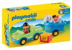 Playmobil 6958 Vozilo s prikolicom za konja
