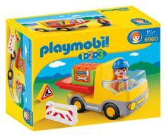 Playmobil Wywrotka 6960