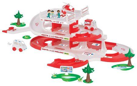 Wader Kid Cars 3D Kórház