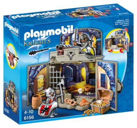 Playmobil Game Box Rycerska komora ze skarbem 6156