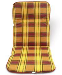 V-Garden jastuk za stolicu, 87x50x6 cm