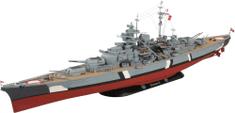 REVELL ModelKit loď 05040 - Battleship Bismarck(1:350)