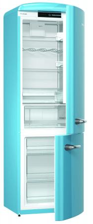 Gorenje ORK192BL Kombinált hűtőszekrény