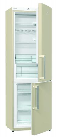 Gorenje RK6192EC Kombinált hűtőszekrény, 319 L, A++, Krémszínű