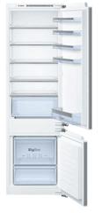Bosch ugradbeni kombinirani hladnjak KIV87VF30