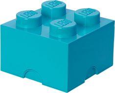 LEGO škatla za shranjevanje 25x25x18 cm