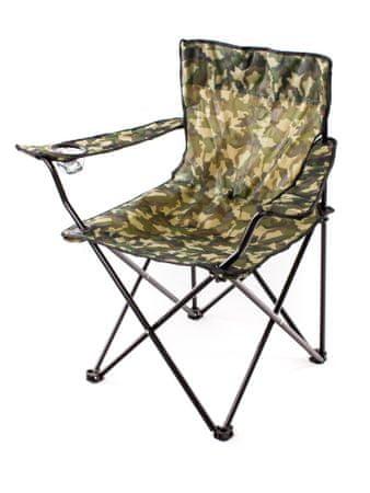 Happy Green Összecsukható szék, Terepszínű