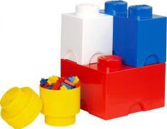 LEGO Multi-Pack 4 részes Tárolódoboz (4015)