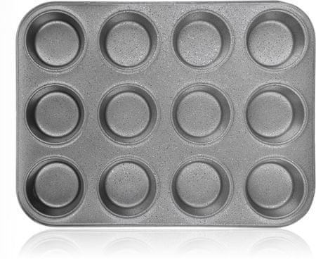 Banquet Pekač za muffine GRANITE 35x26,5x3 cm