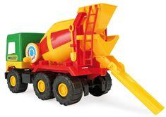 Wader Middle Truck - tovornjak s hruško