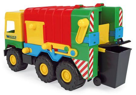 Wader Middle Truck 32001, Śmieciarka