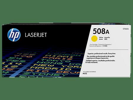 HP toner 508A, rumen (CF362A), 5000 strani