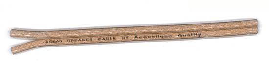 AQ 640/10 Reproduktorový kábel 4 mm² - 10 m