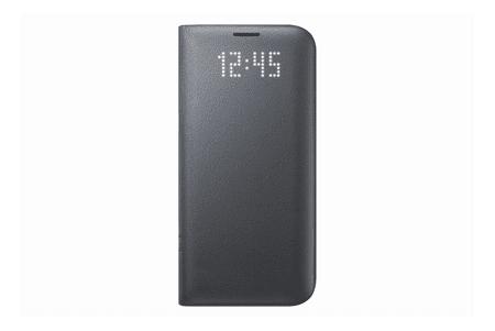 Samsung torbica Clear View, Galaxy s7 g930, črna (EF-NG930PBEGWW) - odprta embalaža
