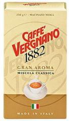 Vergnano Gran Aroma mletá káva 4 x 250 g