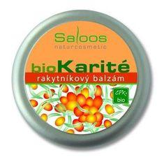 Saloos Bio Karité balzam Vučji trn, 250 ml