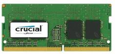 Crucial memorija (RAM) za laptop DDR4 16GB 2400MT/s SODIMM (CT16G4SFD824A)