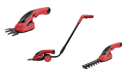 Iskra akumulatorske škarje za travo in grmičevje N0E-11ET-3.6