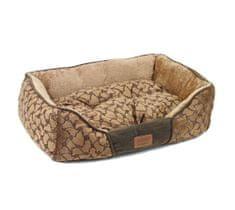 Akinu pasja postelja, zlata