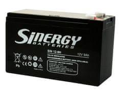 Sinergy akumulator 12V/ 9Ah, ciklični