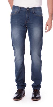 43a295d2b048 Mustang pánské jeansy Oregon 31 32 modrá