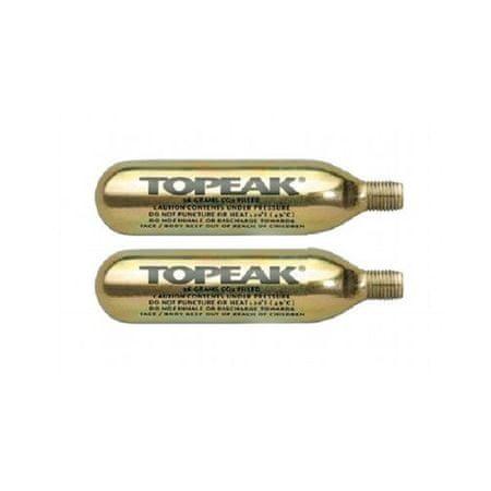 Topeak bombica CO2 16g, 2 kom