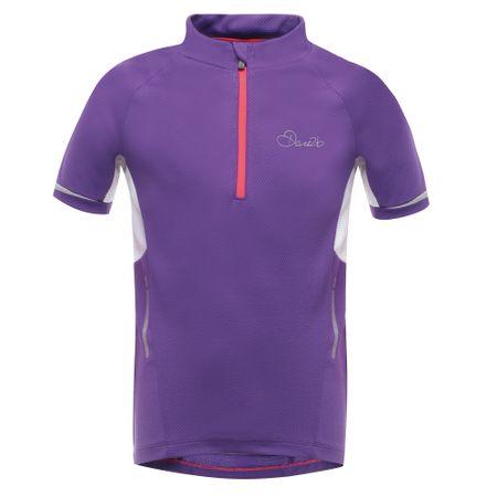 Dare 2b koszulka rowerowa Protege Jersey Royal Purple 11-12