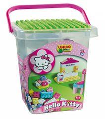 Unico Kýbliček Hello Kitty s kockami, velký