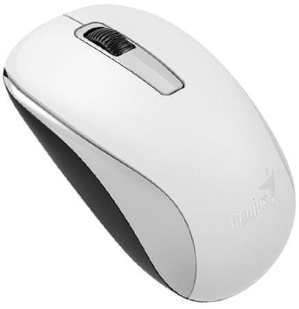 Genius NX-7005 (31030127102) Vezeték nélküli egér, Blue Eye, Fehér