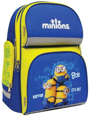 Karton P+P Anatomiczny plecak ERGO Minionki