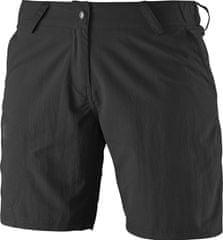 Salomon kratke hlače Elemental Short, ženske, črne