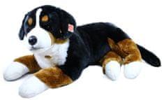 Rappa ležeči plišasti pes, 89 cm