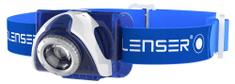 LEDLENSER latarka czołowa SEO 7R blue