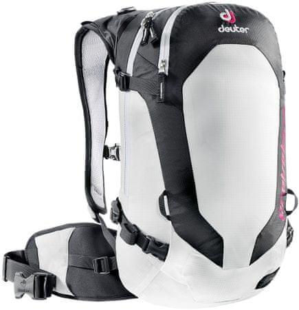 DEUTER plecak damski Provoke 14L SL white-black