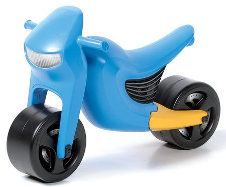 Brumee Speedee Lábbal hajtós kismotor, Kék