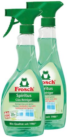 Frosch Spiritus Üvegtisztító Permet