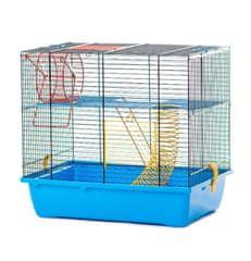 Akinu kavez za hrčke Teddy Lux, s dodacima