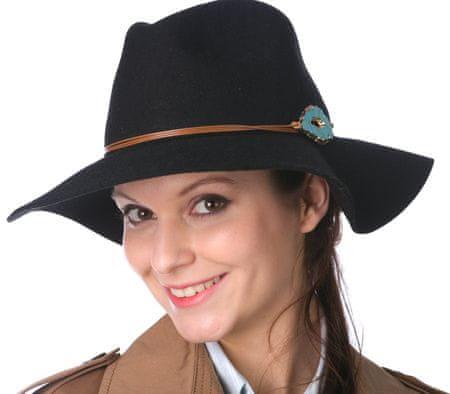 0f060c7e6 s.Oliver dámsky čierny klobúk | MALL.SK
