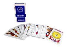 Modiano karte Triestine 00129