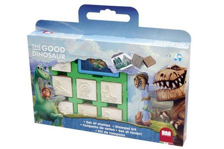 Multiprint set za crtanje Dinosaur 07902, 7 žigova