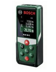 Bosch digitalni laserski merilnik razdalj PLR 30 C (0603672120)