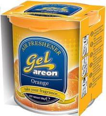 Areon osvežilec za avto Gel, pomaranča