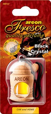 Areon osvežilec za avto Fresco, Black Crystal