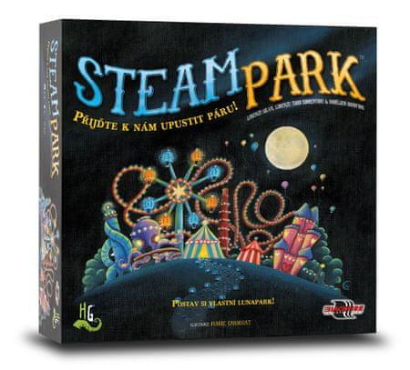 ADC Blackfire Steam Park CZ